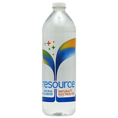 Nestle Resource Spring Water - 24 Bottles - 068274833144