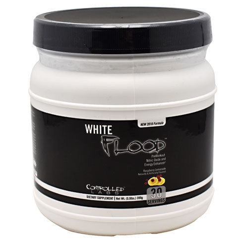Controlled Labs White Flood - Raspberry Lemonade - 30 ea - 856422005525
