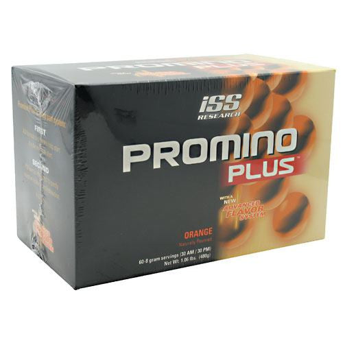 ISS Promino Plus - Orange - 60 Servings - 788434111942