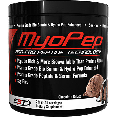 EST Myo-Pep - Chocolate Gelato - 45 Servings - 895524000427