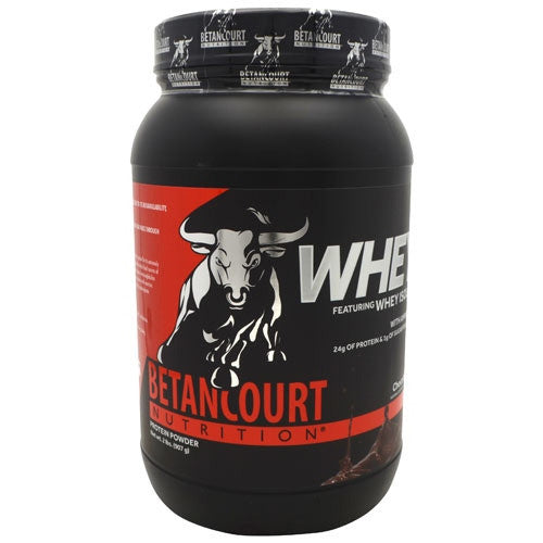 Betancourt Nutrition Whey - Chocolate - 2 lb - 857487004942