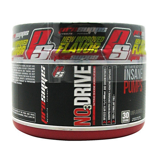 Pro Supps NO3 Drive - Unflavored - 30 Servings - 682055407753