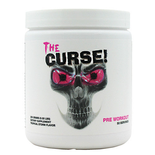 Cobra Labs The Curse - Tropical Storm - 50 Servings - 609613807107