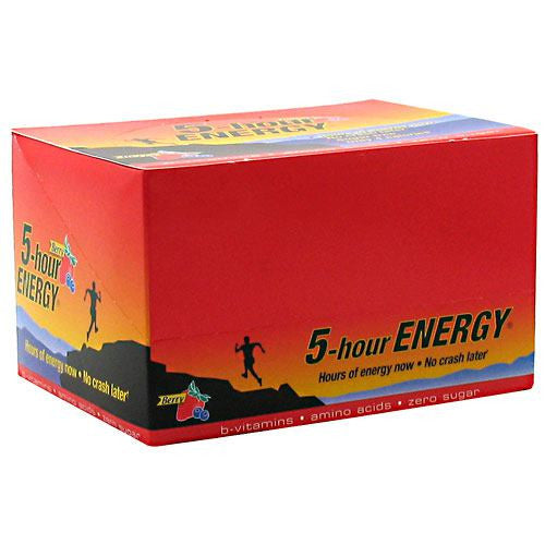 Living Essentials 5-hour Energy - Berry - 12 ea - 719410500122
