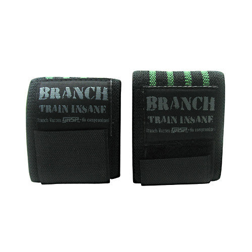 Gasp Branch Warren Wrist Wraps - Gasp Branch Warren Wrist Wraps - 7332576020445