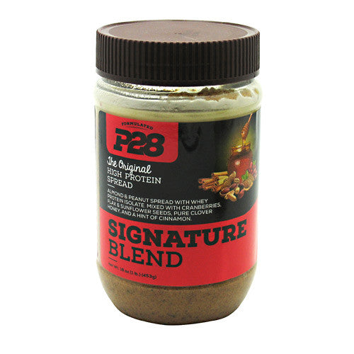 P28 Foods High Protein Spread - Signature Blend - 16 oz - 738416000047