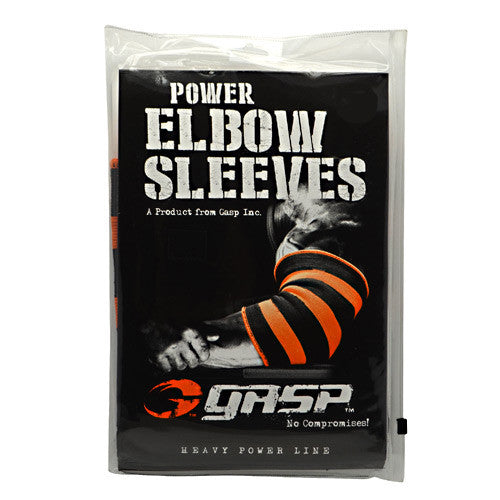 Gasp Power Elbow Sleeve - L - 1 Pair - 7332576042829
