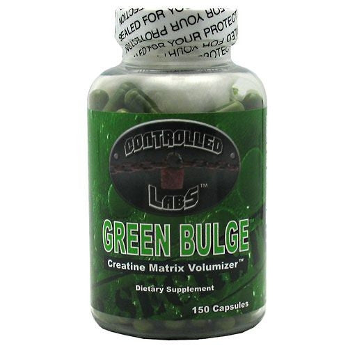 Controlled Labs Green Bulge - 150 Capsules - 895328001286