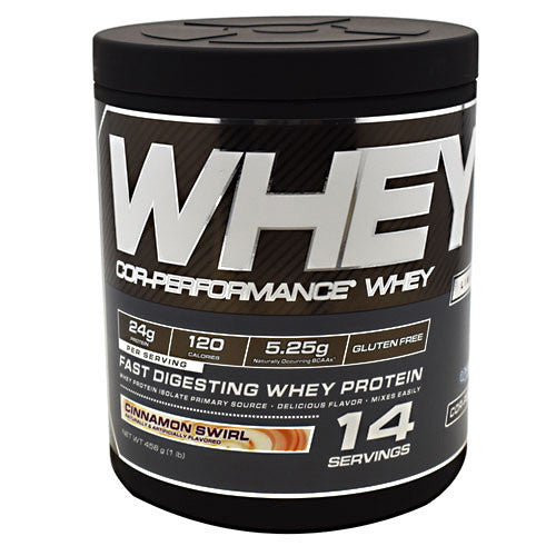 Cellucor COR-Performance Series Cor-Performance Whey - Cinnamon Swirl - 14 Servings - 810390028702