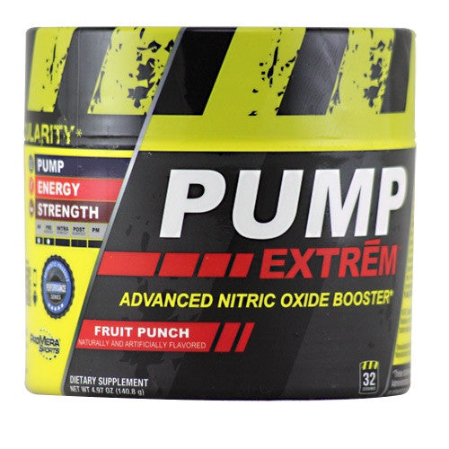 ProMera Sports Pump Extrem - Fruit Punch - 32 Servings - 682676756322