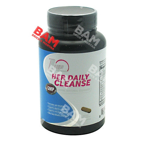 1 UP Nutrition Her Daily Cleanse - 30 Capsules - 808574107046