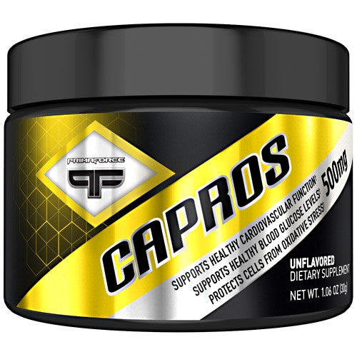 Primaforce Capros - Unflavored - 60 Servings - 811445020528