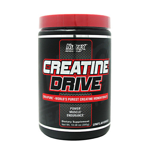 Nutrex Creatine Drive - Unflavored - 60 Servings - 853237000745