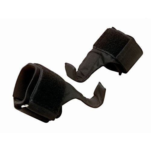 Valeo Weight Lifting Hooks - Valeo Weight Lifting Hooks - 736097006358