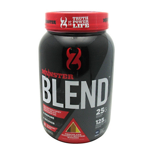 CytoSport Monster Blend - Chocolate Peanut Butter Banana - 2 lb - 660726801505