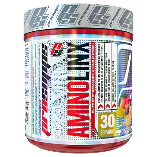 Pro Supps Amino Linx - Mango Passion Fruit - 14.3 oz - 617237640932