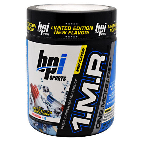 BPI 1.M.R - Rainbow Ice - 30 Servings - 811213026523
