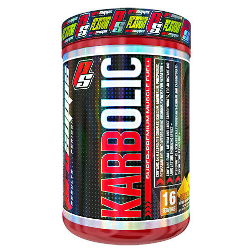 Pro Supps Karbolic - Orange Burst - 2.3 lb - 610708881926
