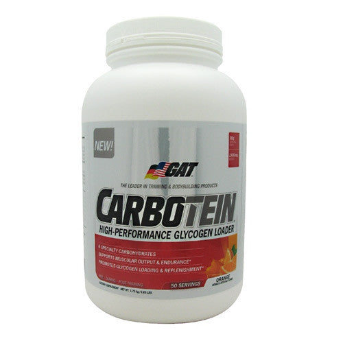 GAT Carbotein - Orange - 1.75 kg - 859613671219