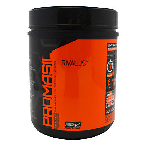 Rivalus Rivalus Promasil - Chocolate - 1 lbs - 807156001529