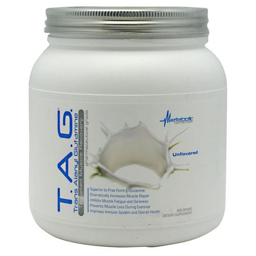 Metabolic Nutrition T.A.G. - Unflavored - 400 g - 764779698768