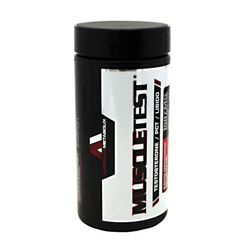 American Metabolix Muscle Test - 90 Servings - 723175977280