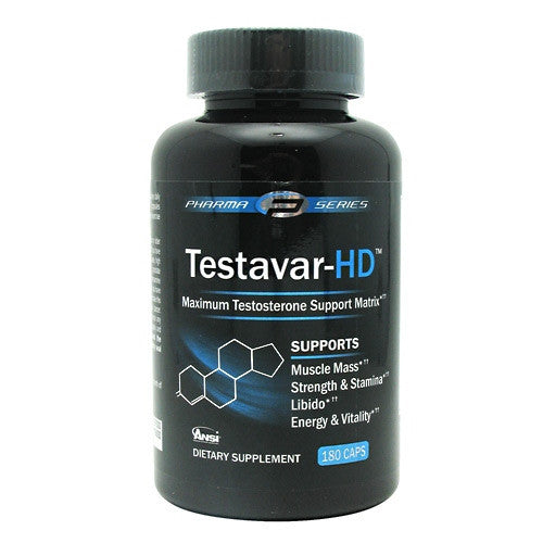 Advance Nutrient Science Pharma Series Testavar-HD - 180 Capsules - 689570407954