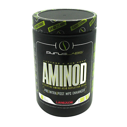 Purus Labs Amino.D. - Strawberry Limeade - 40 Servings - 855734002277