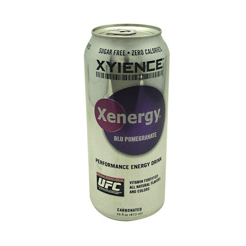 Xyience Xenergy - Blu Pomegranite - 12 Cans - 842885099188