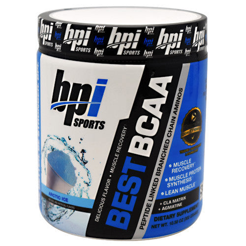 BPI Best BCAA - Arctic Ice - 30 Servings - 811213022167