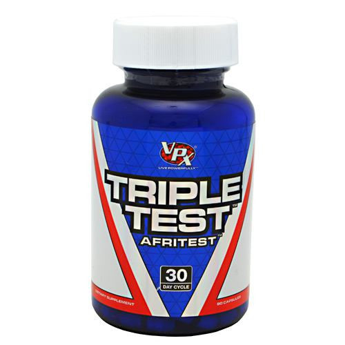 VPX Triple Test - 90 Capsules - 610764381002