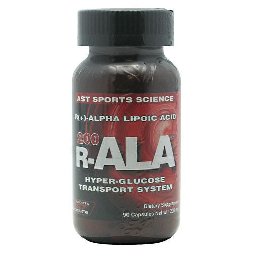 AST Sports Science R-ALA-200 - 90 Capsules - 705077002659