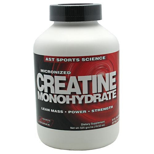 AST Sports Science Creatine Monohydrate - 525 g - 705077002819