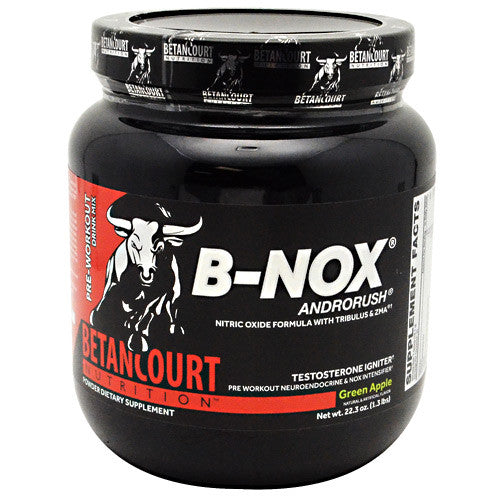 Betancourt Nutrition B-Nox - Green Apple - 35 Servings - 857487005031