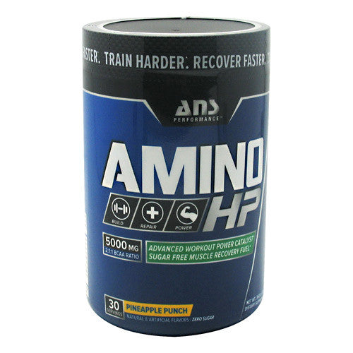 ANS Performance Amino HP - Pineapple Punch - 30 Servings - 799559491703