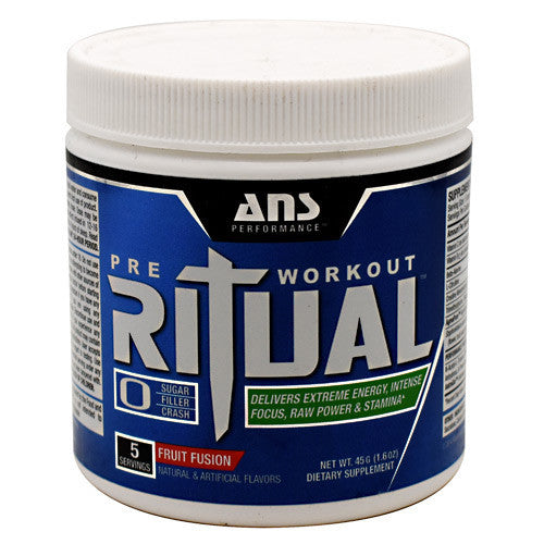 ANS Performance Ritual - Fruit Fusion - 5 Servings - 799559491536