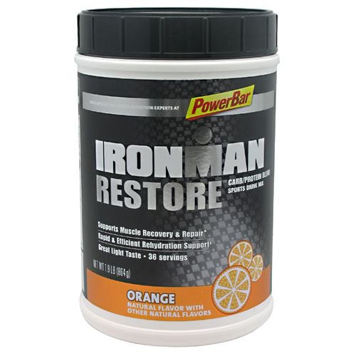 PowerBar Ironman Restore - Orange - 1.9 lb - 097421392487
