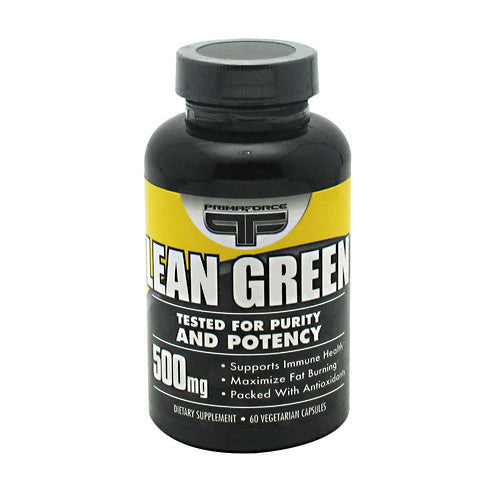 Primaforce Lean Green - 500mg - 60 Servings - 811445020252