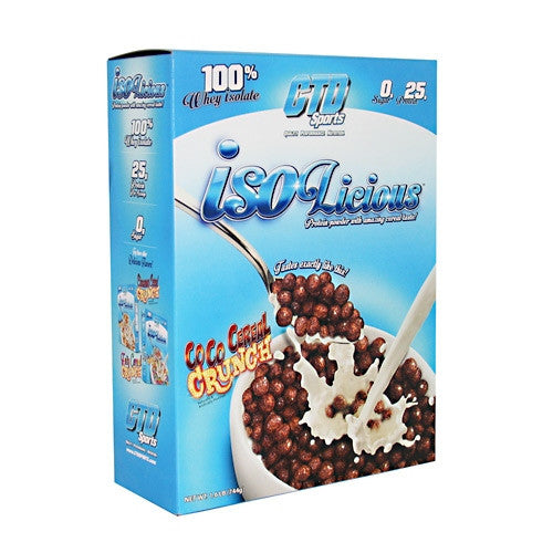 CTD Sports Isolicious - Coco Cereal Crunch - 1.6 lb - 748252905512