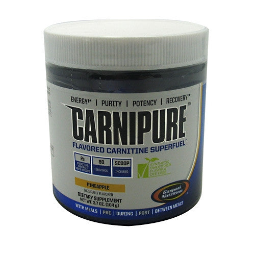Gaspari Nutrition Carnipure - Pineapple - 4 oz - 646511022270