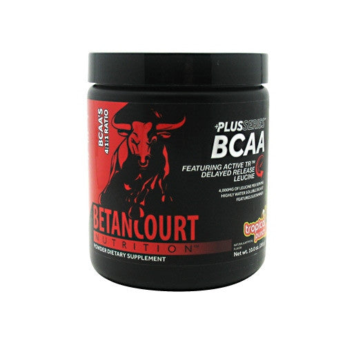 Betancourt Nutrition Plus Series BCAA - Tropical Punch - 10 oz - 857487004867