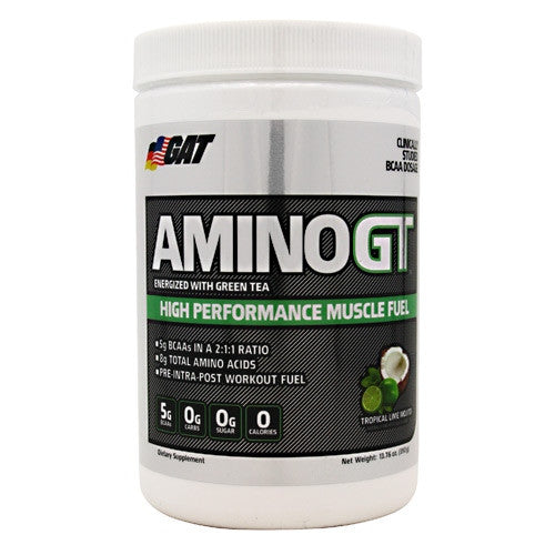 GAT Amino GT - Tropical Lime Mojito - 390 g - 859613643001