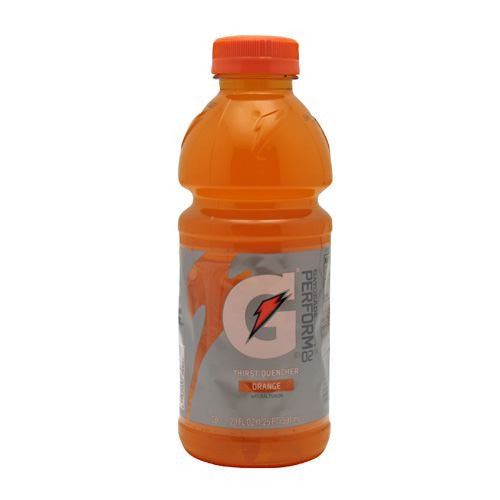 Gatorade Thirst Quencher - Orange - 24 Bottles - 10052000328674