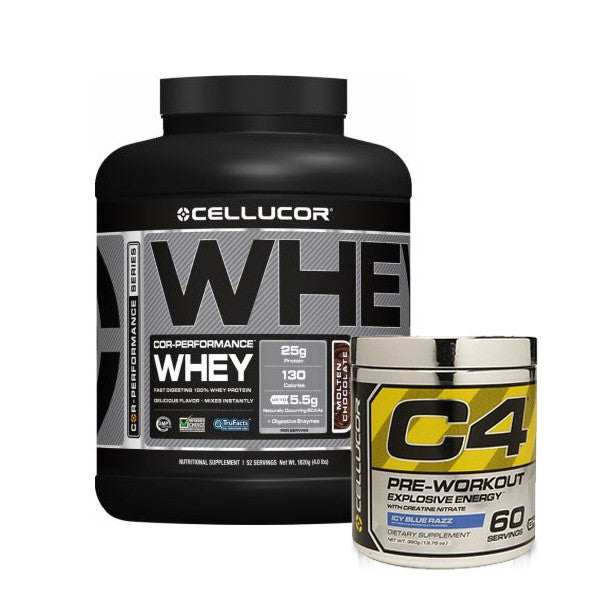 Cellucor Basic Stack