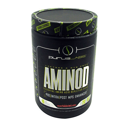 Purus Labs Amino.D. - Jolly Watermelon - 40 Servings - 855734002284
