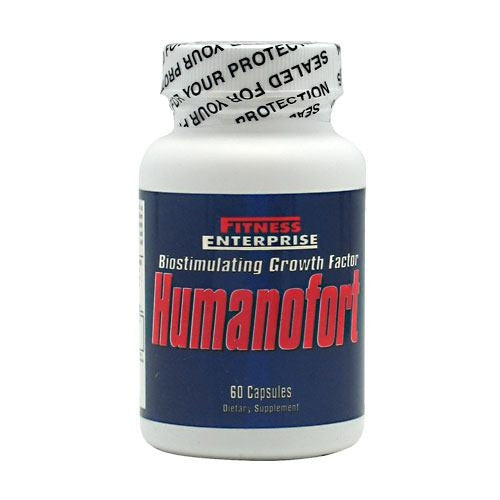 Fitness Enterprise Humanofort - 60 Capsules - 607813006184