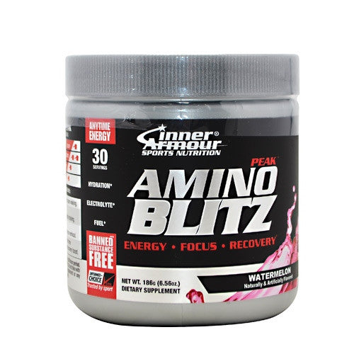 Inner Armour Amino Blitz - Watermelon - 30 Servings - 183859201214