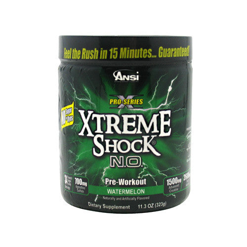 Advance Nutrient Science Pro-Series Xtreme Shock N.O. - Watermelon - 34 Servings - 689570407039
