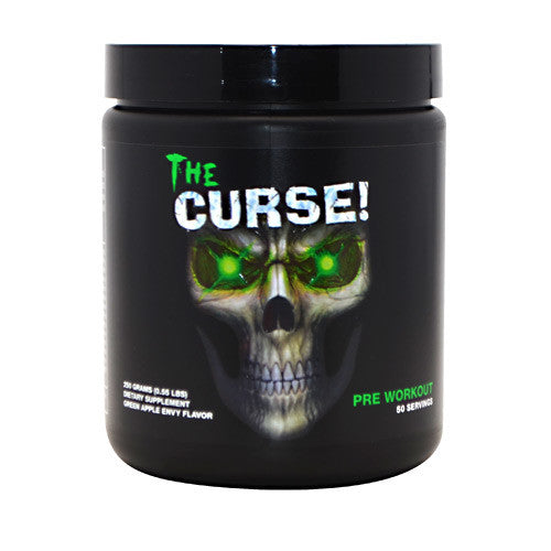 Cobra Labs The Curse - Green Apple Envy - 50 Servings - 680569854636