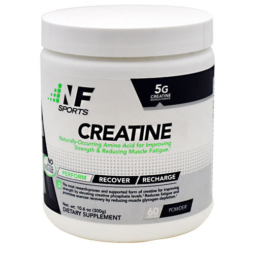 NF Sports Creatine - Unflavored - 60 Servings - 850666007116